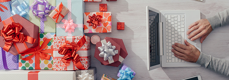 Survey Reveals a New Breed of Gift Exchange as Secret Santa Goes Digital